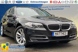 BMW 5er Touring GW - 520d Touring PDC Navi Bi-Xenon Volleder