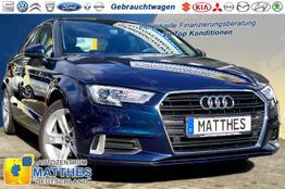 Audi A3 GW - Sportback 1.5 TFSI Sport  Xenon PDC Navi