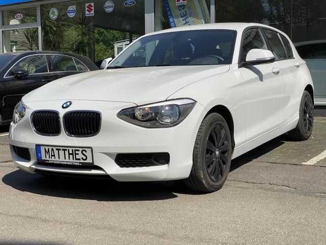 Gebrauchtfahrzeug BMW 1er - i  TÜV 10/21  Klimaanlage