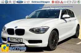 BMW 1er GW - i  TÜV 10/21  Klimaanlage