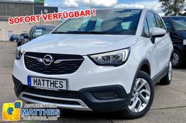 """Opel Crossland X - Innovation :SOFORT/ nur diese Woche / begrenzte Stückzahl Teilleder  NAVI  WinterPak  16"""" Alu  Klimaauto"""