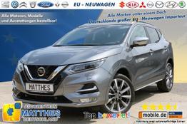 Nissan Qashqai        Tekna  :SOFORT  Dynamic Paket   AutoPilot Mit neuen EVAPO Motor!!!
