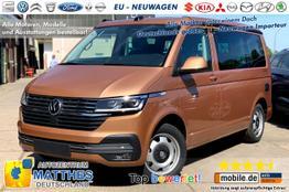 Volkswagen T6.1 California - Ocean : Standheizung  Handy-NAVIGATION
