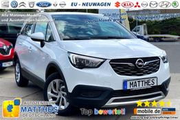Opel Crossland X      Edition :Handy-NAVIGATION   Klima  SpurAsst