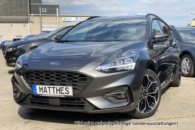 "Bestellfahrzeug, konfigurierbar Ford Focus Turnier - ST-Line : NAVIGATIONSFUNKTION    17""ALU"