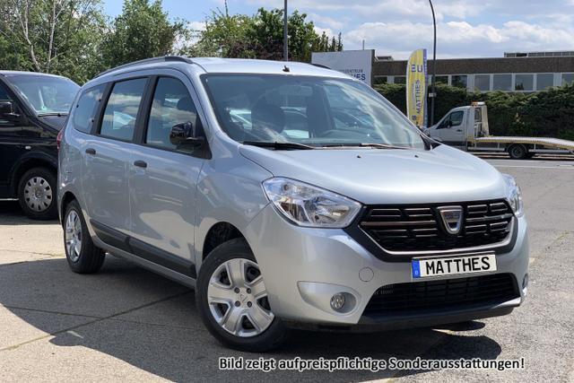 Bestellfahrzeug, konfigurierbar Dacia Lodgy - Stepway :Klima  Radio  Dachreling  Tempomat