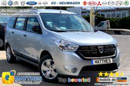 Dacia Lodgy (Aktion!) - Look :7 Sitzer  Einparkhilfe  Klimaanlage  Nebelscheinwerfer  Re