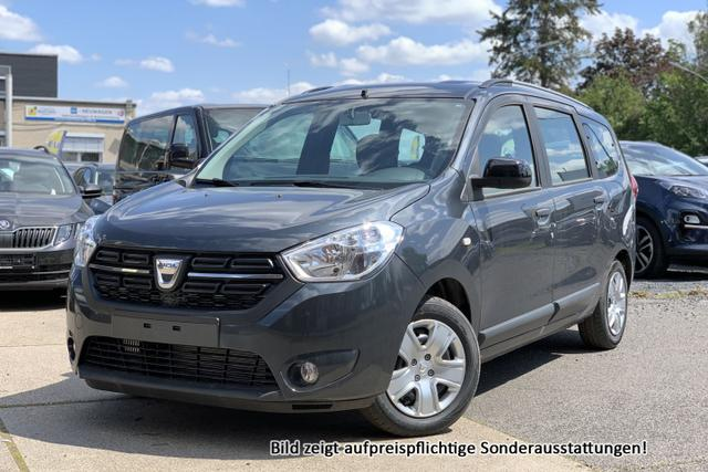 Bestellfahrzeug, konfigurierbar Dacia Lodgy - Comfort :7 Sitzer  Klima  Radio  Dachreling  Tempomat