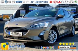 Ford Focus Limo 5D [Aktion!]      Titanium Business :NAVI   FordPass Parkpilot