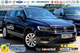 Volkswagen Tiguan - AZM Highline Edt.:WinterPak  Parkhilfe  ErgoAct