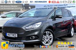 """Ford S-Max (Aktion!) - Trend :7 Sitzer  WinterPak  Klimaaut.  17""""  LKA"""