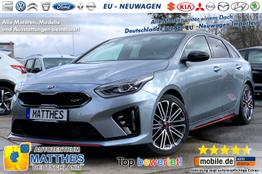 Kia ProCeed (Aktion!) - GT Line :LED  WinterPak  Teilleder  Kamera