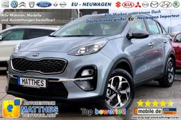 Kia Sportage - Spirit :LED  NAVI  Winter Pak  Parkhilfe v/h  Technik Assist