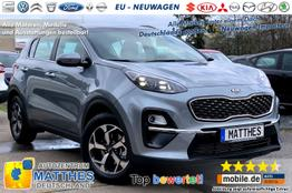 Kia Sportage      Vision Exclusive :NAVI  LED  WinterPak