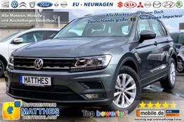 Volkswagen Tiguan (Aktion!) - AZM Highline Edt.:Handy-NAVIGATION   WinterPak  Klimaauto.  PDC