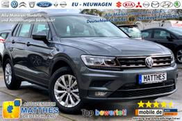 Volkswagen Tiguan      AZM Highline Edt.:Handy-NAVIGATION   WinterPak