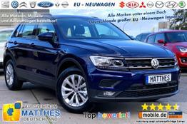 "Volkswagen Tiguan (Aktion!)      Comfortline :Klimaauto.  PDC v/h  17""Alu  ACC"
