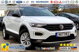 "Volkswagen T-Roc      Sport :Handy-NAVIGATION   LED  17""Alu  RadioMe"
