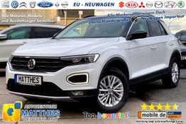 Volkswagen T-Roc      Sport :Handy-NAVIGATION   WinterPak  LED  17""