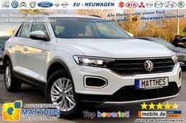 Volkswagen T-Roc      Style :Handy-NAVIGATION   WinterPak  Klimaaut.
