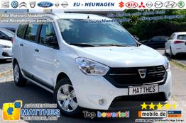 Dacia Lodgy [MY2020] (Aktion!)      Comfort :7 Sitzer  Klima  Radio  Dachreling  Tempomat