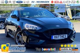 "Ford Focus Limo 5D [Aktion!]      ST-Line :Handy-NAVIGATION   17""ALU"