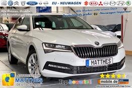 Skoda Superb Kombi - Active :NAVIGATIONSFUNKTION   LED  Parkhilfe  Klimaauto