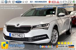 Skoda Superb Kombi      Active :NAVIGATIONSFUNKTION   LED  Parkhilfe  Klimaauto