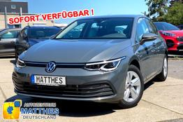 Volkswagen Golf 8 [Aktion]      AZM Style Edt.  SOFORT   LED VOLL NAVI WinterPak