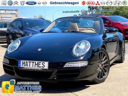 "Porsche 911 Carerra 4S GW - Carrera 4 S Cabrio Tiptronic  BOSE  19"" Alu"