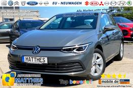 "Volkswagen Golf 8 [Aktion] (MY2020) - - Style :MY2020  Handy-NAVIGATION   WinterPak  LED  17""  PDC v"