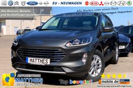 Ford Kuga (MY2020) - Titanium X :MY2020  NAVI  B&O Sound  L&SPak2  PDC v/h  Privacy