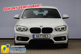"BMW 118i - i Edition Sport Line Shadow :Vorbestellt/ nur diese Woche / begr NAVI  LED  WInterPak  PDC v/h  Klimaauto  17"" Alu"