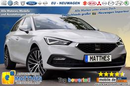 SEAT Leon Sportstourer [MJ2021] - Full LED :MJ2021  Handy-NAVIGATION   3Z Klimaauto