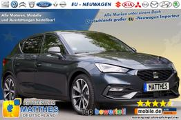 SEAT Leon 5D [MJ2021]      FR :MJ2021  Handy-NAVIGATION   FULL LED  Parkhilfe