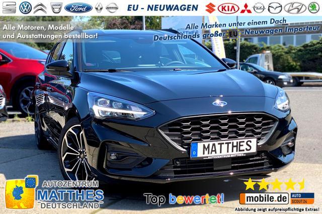 Vorlauffahrzeug Ford Focus Turnier - ST-Line X : Vorbestellt / nur diese Woche begrenzte Stückzahl!