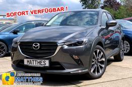 """Mazda CX-3 (Aktion!) - Sports-Line :SOFORT/ nur diese Woche / begrenzte Stückzahl  LED-Scheinwerfer 18"""" Alu Head-Up PDC   Kamera"""