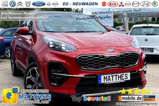"Bestellfahrzeug, konfigurierbar Kia Sportage - GT Line PLUS :Panorama  Leder  NAVI  LED  19"" Frühlingsaktion! Nur diese Woche!"