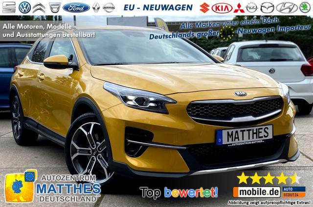 Bestellfahrzeug, konfigurierbar Kia XCeed - Platinum :Panorama  Leder  NAVI  ParkAsst  TechPak