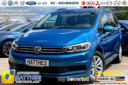 Volkswagen Touran      Comfortline :7Sitzer  WinterPak  Lederlenkrad