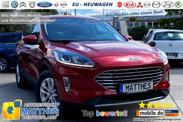 Bestellfahrzeug, konfigurierbar Ford Kuga - Titanium :NAVI  WinterPak  Parkhilfe  Klimaauto