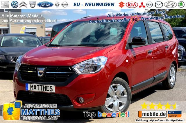 Bestellfahrzeug, konfigurierbar Dacia Lodgy - Comfort :Klima  Radio  Dachreling  Tempomat