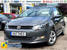 Volkswagen Polo GW - 1.4 Comfortline  8-Fach bereift  Klima