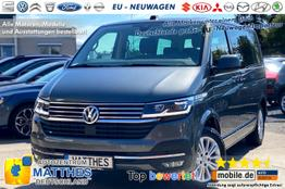 Volkswagen T6.1 Multivan      Highline Generation Six :MJ2020  Teilleder  SideAssist  ACC