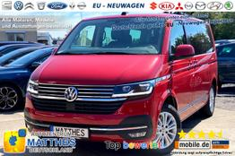Volkswagen T6.1 Multivan (MY2020)      Highline Generation Six :MJ2020  Teilleder  SideAssist  ACC