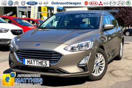 Ford Focus Limo 5D - Titanium 1.0 EcoBoost  PDC Kamera  Head-Up