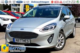Ford Fiesta GW - 1.0 EcoBoost Cool&Connect  Keyless  AppLink