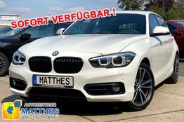 "BMW 118i - i Edition Sport Line Shadow :SOFORT/ nur diese Woche / begr NAVI  LED  WInterPak  PDC v/h  Klimaauto  17"" Alu"