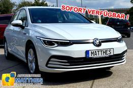 Volkswagen Golf 8 [Aktion] (MY2020) - - AZM Style Edt. :MY2020  SOFORT/ VOLL NAVI  WinterPak