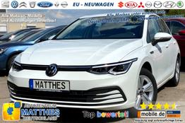 Volkswagen Golf 8 [Aktion]      Life   Handy-NAVI   WinterPak  3Z Klimaauto  LED